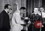 Image of polio vaccination United States USA, 1955, second 10 stock footage video 65675033788