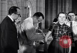 Image of polio vaccination United States USA, 1955, second 12 stock footage video 65675033788