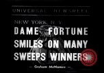 Image of lottery winners New York United States USA, 1938, second 1 stock footage video 65675033794