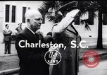 Image of Dwight D Eisenhower Charleston South Carolina USA, 1955, second 5 stock footage video 65675033802