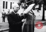 Image of Dwight D Eisenhower Charleston South Carolina USA, 1955, second 8 stock footage video 65675033802