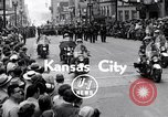 Image of Kansas City Athletics first game Kansas City Missouri USA, 1955, second 5 stock footage video 65675033803
