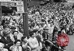 Image of Kansas City Athletics first game Kansas City Missouri USA, 1955, second 9 stock footage video 65675033803