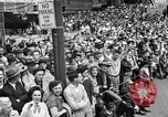 Image of Kansas City Athletics first game Kansas City Missouri USA, 1955, second 10 stock footage video 65675033803