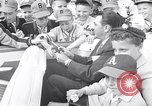 Image of Kansas City Athletics first game Kansas City Missouri USA, 1955, second 12 stock footage video 65675033803