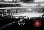 Image of Gymnastic championship Germany, 1955, second 1 stock footage video 65675033804