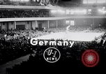 Image of Gymnastic championship Germany, 1955, second 3 stock footage video 65675033804