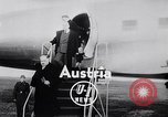 Image of Chancellor Julius Raab Austria, 1955, second 7 stock footage video 65675033808
