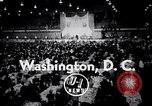 Image of Sam Rayburn Washington DC USA, 1955, second 3 stock footage video 65675033809