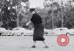 Image of Golf match Beaumont Texas USA, 1955, second 5 stock footage video 65675033810