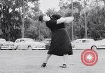 Image of Golf match Beaumont Texas USA, 1955, second 6 stock footage video 65675033810