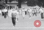 Image of Golf match Beaumont Texas USA, 1955, second 8 stock footage video 65675033810
