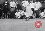 Image of Golf match Beaumont Texas USA, 1955, second 10 stock footage video 65675033810