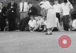 Image of Golf match Beaumont Texas USA, 1955, second 11 stock footage video 65675033810