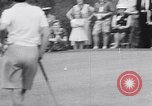 Image of Golf match Beaumont Texas USA, 1955, second 12 stock footage video 65675033810