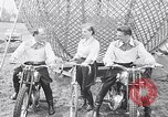 Image of ride motorcycle Palisades Park New Jersey USA, 1955, second 5 stock footage video 65675033812