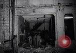 Image of Heavily damaged building Saigon Vietnam, 1955, second 6 stock footage video 65675033817