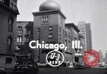 Image of Battle for control of Montgomery Ward Company Chicago Illinois USA, 1955, second 1 stock footage video 65675033818