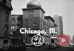Image of Battle for control of Montgomery Ward Company Chicago Illinois USA, 1955, second 2 stock footage video 65675033818