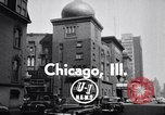 Image of Battle for control of Montgomery Ward Company Chicago Illinois USA, 1955, second 4 stock footage video 65675033818
