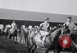 Image of horse race Jamaica New York USA, 1955, second 12 stock footage video 65675033819