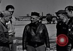 Image of B-25 Mitchell Eglin Air Force Base Okaloosa County Florida USA, 1942, second 5 stock footage video 65675033838