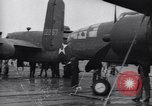 Image of Doolittle Raid on Tokyo Pacific Ocean, 1942, second 7 stock footage video 65675033845
