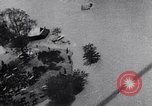 Image of U.S. Army B-10 bombers drop food supplies to flood victims Pennsylvania United States USA, 1935, second 9 stock footage video 65675033865