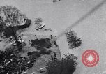 Image of U.S. Army B-10 bombers drop food supplies to flood victims Pennsylvania United States USA, 1935, second 10 stock footage video 65675033865