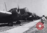 Image of Lt. Col. Henry Arnold leads ten B-10 bombers to Alaska and back Washington DC USA, 1934, second 5 stock footage video 65675033866