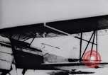 Image of Pilot demonstrates aerobatic maneuvers in Douglas O-2C United States USA, 1926, second 11 stock footage video 65675033870