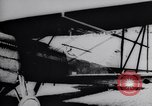 Image of Pilot demonstrates aerobatic maneuvers in Douglas O-2C United States USA, 1926, second 12 stock footage video 65675033870