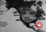 Image of U.S. Army Air Service 'round-the-world flight United States USA, 1924, second 8 stock footage video 65675033875