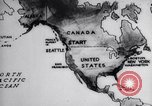 Image of U.S. Army Air Service 'round-the-world flight United States USA, 1924, second 9 stock footage video 65675033875