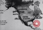Image of U.S. Army Air Service 'round-the-world flight United States USA, 1924, second 10 stock footage video 65675033875