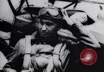 Image of Lt. Russell L. Maughan in first dawn-to-dusk flight across U.S. Hempstead New York USA, 1924, second 8 stock footage video 65675033877