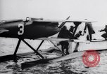 Image of Lieutenant James Doolittle wins the Schneider Cup Race Baltimore Maryland USA, 1925, second 10 stock footage video 65675033880