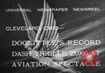 Image of James Doolittle Cleveland Ohio USA, 1932, second 1 stock footage video 65675033884