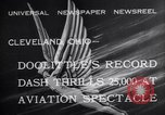 Image of James Doolittle Cleveland Ohio USA, 1932, second 3 stock footage video 65675033884
