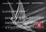 Image of James Doolittle Cleveland Ohio USA, 1932, second 4 stock footage video 65675033884
