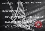 Image of James Doolittle Cleveland Ohio USA, 1932, second 8 stock footage video 65675033884