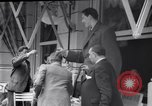 Image of eight feet tall man Vienna Austria, 1935, second 3 stock footage video 65675033889