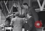 Image of eight feet tall man Vienna Austria, 1935, second 4 stock footage video 65675033889