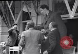 Image of eight feet tall man Vienna Austria, 1935, second 5 stock footage video 65675033889