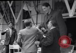 Image of eight feet tall man Vienna Austria, 1935, second 7 stock footage video 65675033889