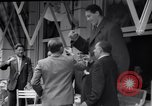 Image of eight feet tall man Vienna Austria, 1935, second 8 stock footage video 65675033889