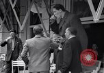 Image of eight feet tall man Vienna Austria, 1935, second 9 stock footage video 65675033889