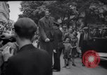 Image of eight feet tall man Vienna Austria, 1935, second 19 stock footage video 65675033889