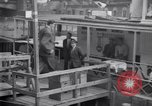 Image of eight feet tall man Vienna Austria, 1935, second 25 stock footage video 65675033889