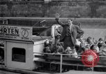 Image of eight feet tall man Vienna Austria, 1935, second 29 stock footage video 65675033889